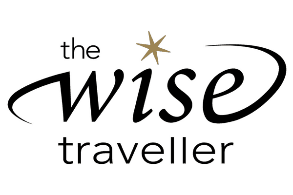 the wise traveller logo