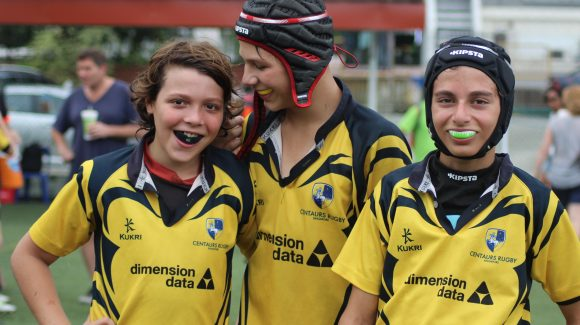 The Centaurs International Mini & Youth Rugby Tournament 2016