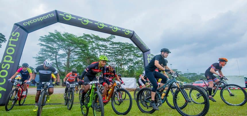 Jungle Cross debuts new course: 2017 Race 1 review