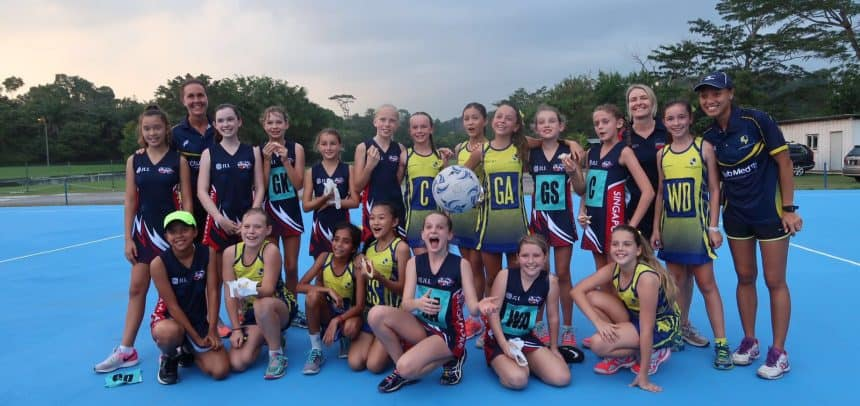 Term 1 in review: Netball