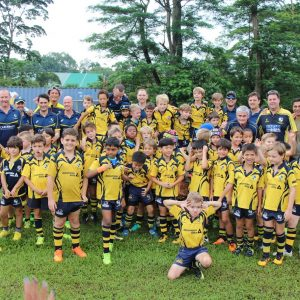 Centaurs Rugby Term 2 Review
