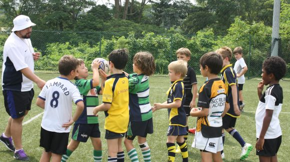 New Zealand Rugby Experience (NZRE) Camp 2017