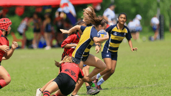 Contact Rugby for Girls