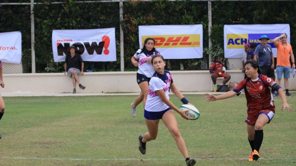 Valkyries in Bali: Junior Rugby Tournament, 23-24 September 2017