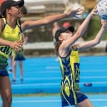 netball early beginnings at centaurs