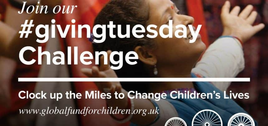 Cycle the Globe to Change Children's Lives