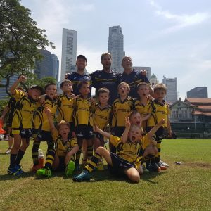Two weekends at the Padang: SCC Tournament 2017