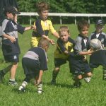 centaurs rugby earliest days