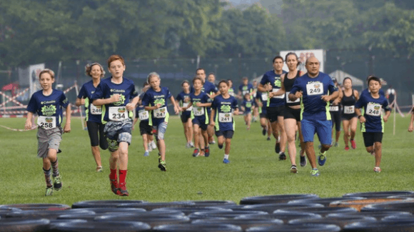 Jungle Run 2018 – Walk Edition