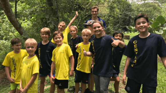 A week at Centaurs Camp