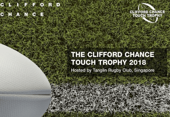 clifford chance touch trophy poster