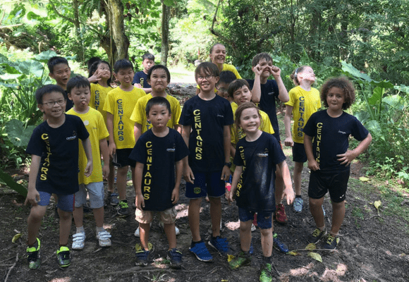 centaurs singapore kids camp