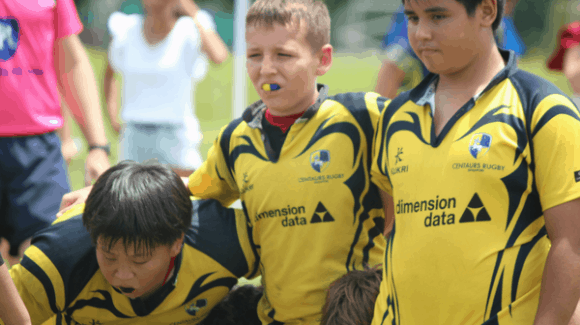 Rugby: skills for life