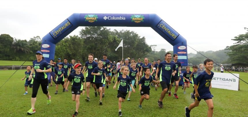 Columbia Jungle Run – Walk Edition