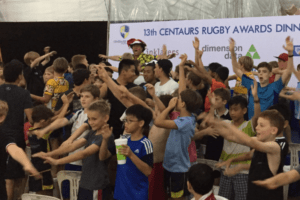 centaurs rugby awards night