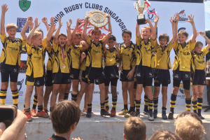 centaurs rugby singapore winners