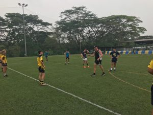 rugby coaching singapore