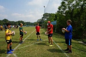 rugby skills camp singapore