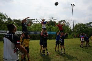 Rugby at turf city