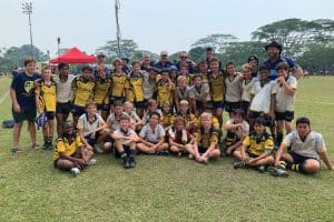 Singapore rugby team